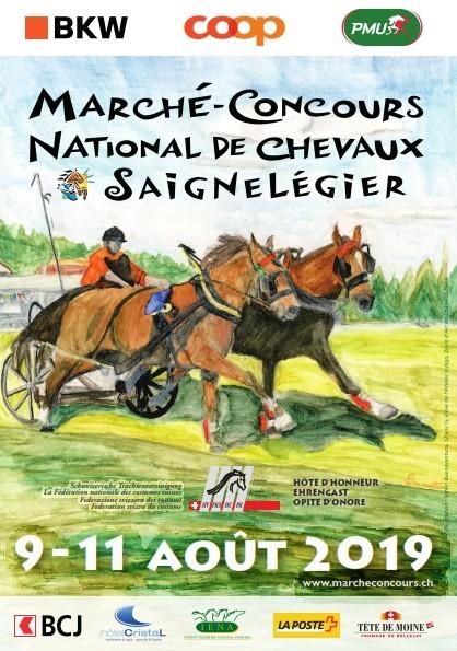 Marché-Concours - Saignelégier