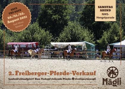 2. Freiberger-Pferde-Verkauf